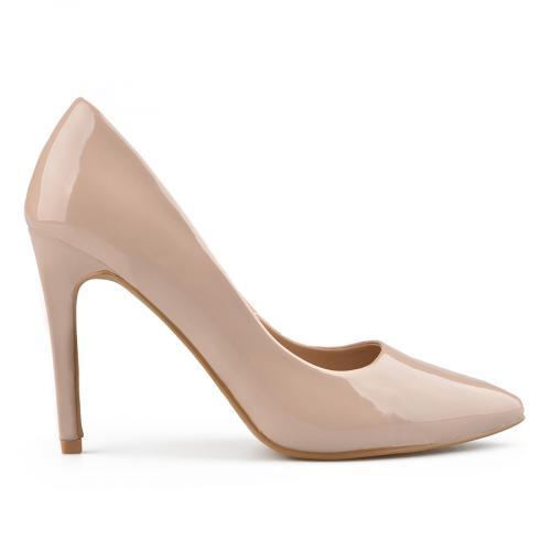 дамски елегантни обувки бежови 0138151