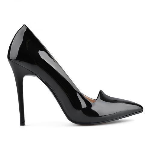 дамски елегантни обувки черни 0138340