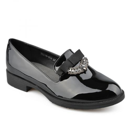 дамски ежедневни обувки черни 0137813