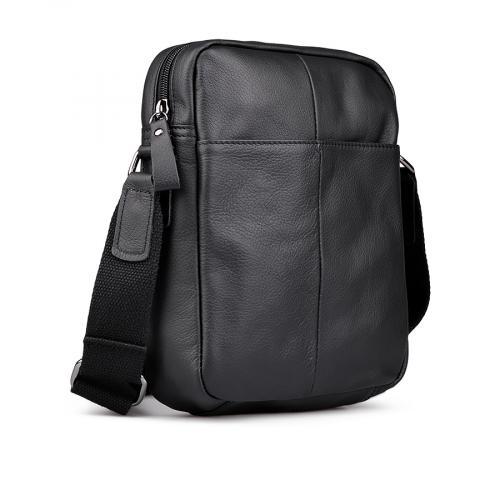 мъжка ежедневна чанта черна 0132442