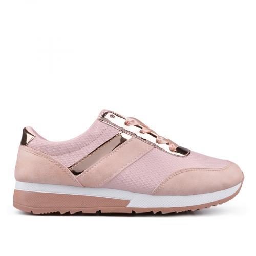 Дамски ежедневни обувки без връзки 0132930