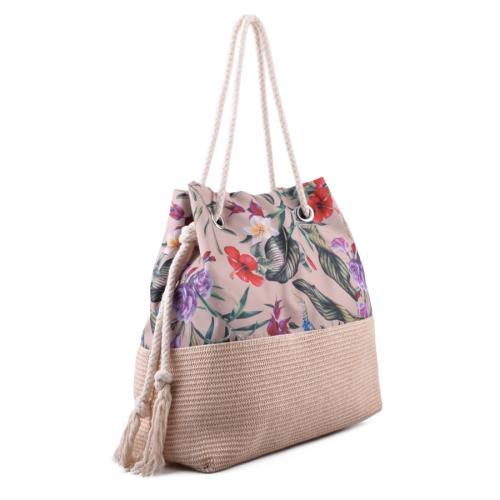 d8b2f792ce5 дамска ежедневна чанта розова