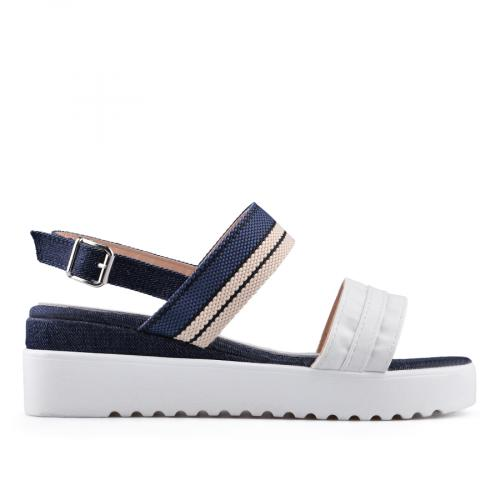 Дамски сандали с платформи 0134529