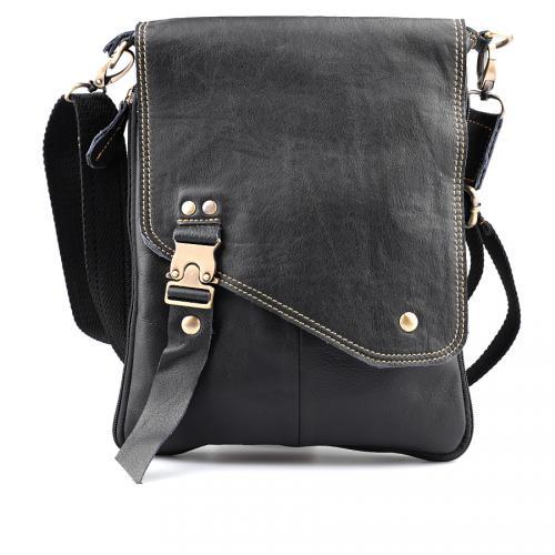 мъжка  чанта черна 0124037
