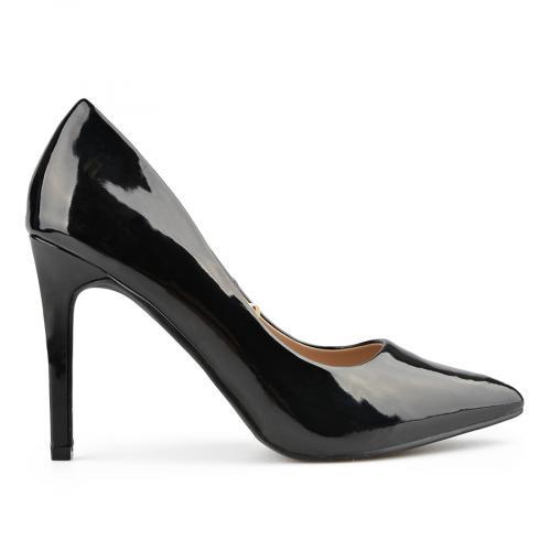 дамски елегантни обувки черни 0138153