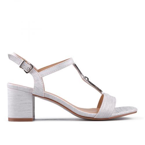 Дамски сандали на висок ток 0133731