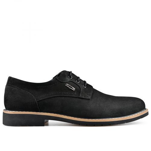 мъжки елегантни обувки черни 0138403