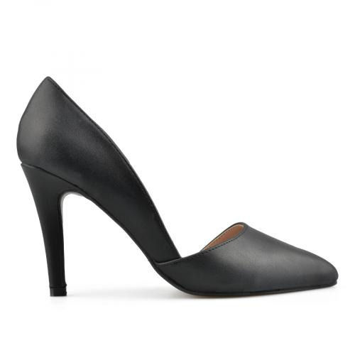 дамски елегантни обувки черни 0138132