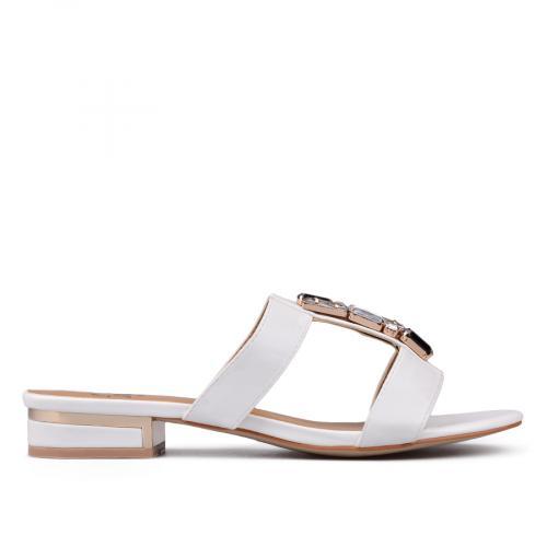 Дамски сандали на среден ток 0132379