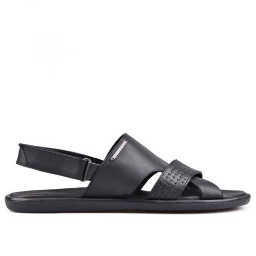 мъжки сандали черни 0132050