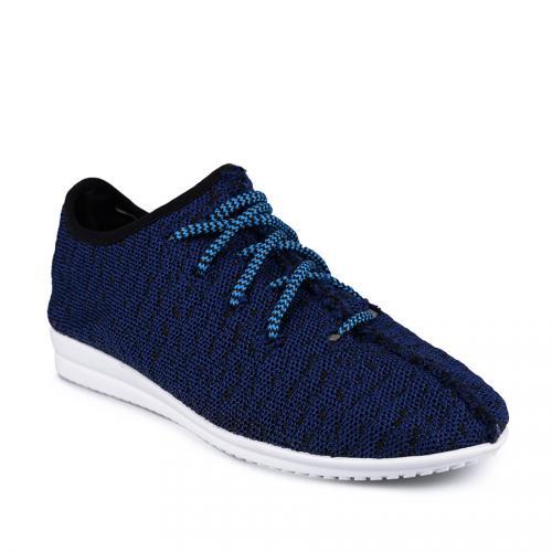 дамски ежедневни обувки сини 0127792