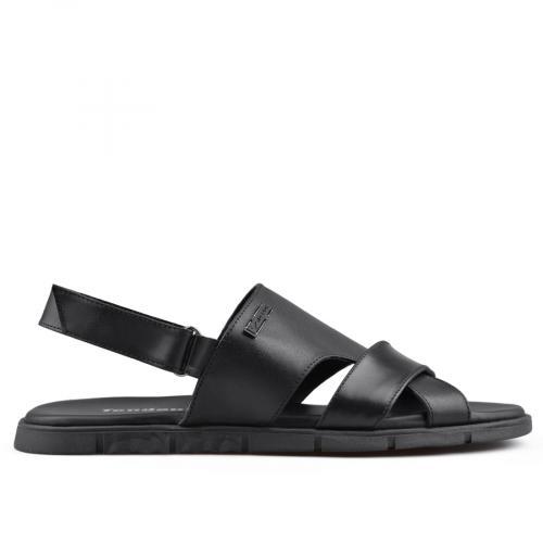 Мъжки ежедневни сандали черни 0136134