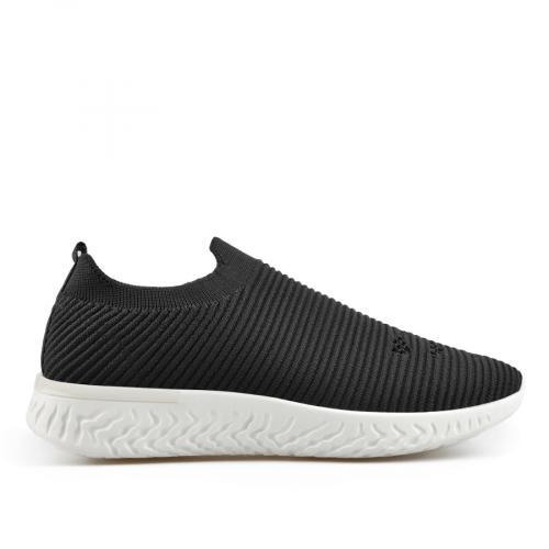 дамски ежедневни обувки черни 0136834