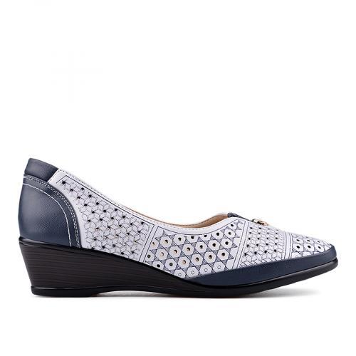дамски ежедневни обувки сини 0133698