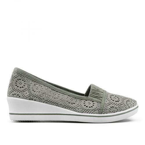 Дамски ежедневни обувки без връзки 0136404