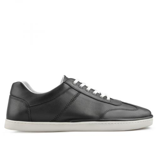 мъжки ежедневни обувки черни 0138299