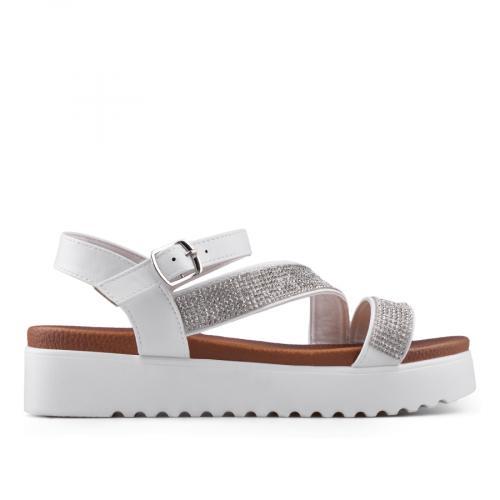 Дамски сандали с платформи 0134535