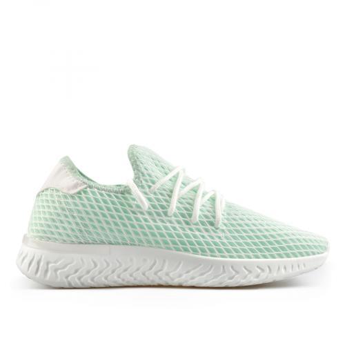 дамски ежедневни обувки зелени 0137863