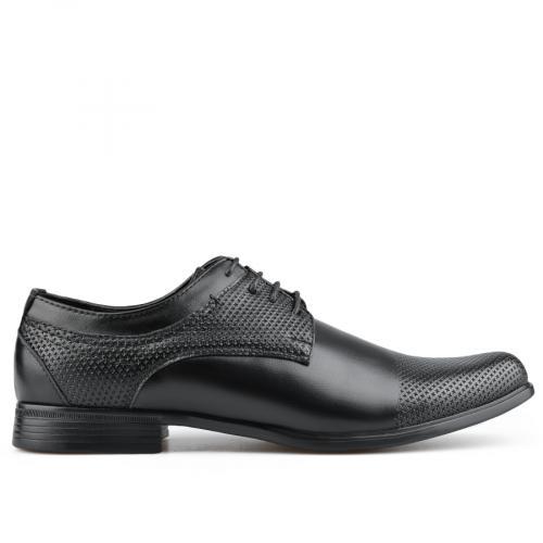 мъжки елегантни обувки черни 0136582