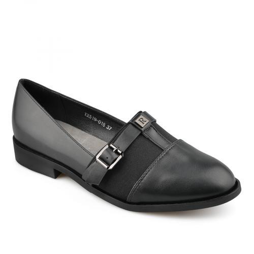 дамски ежедневни обувки черни 0137832