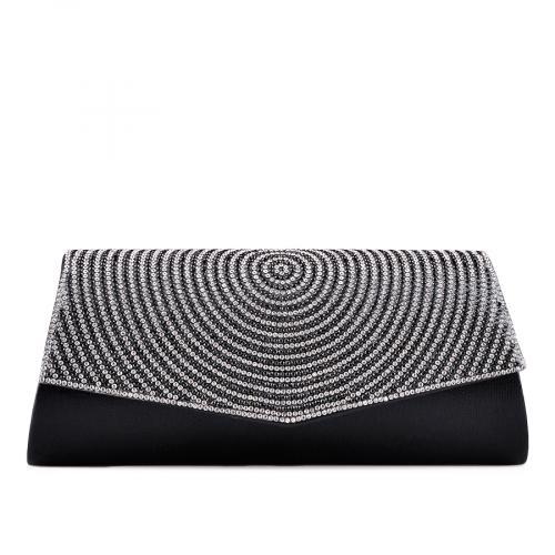 дамска елегантна чанта черна 0129270
