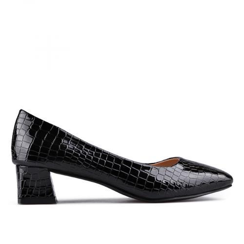 Дамски обувки на среден ток 0129165