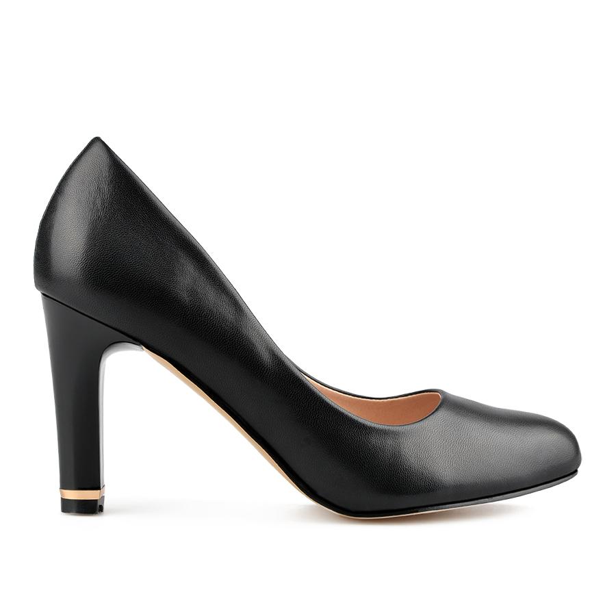 dd0e5050055 Дамски елегантни обувки черни 0138209