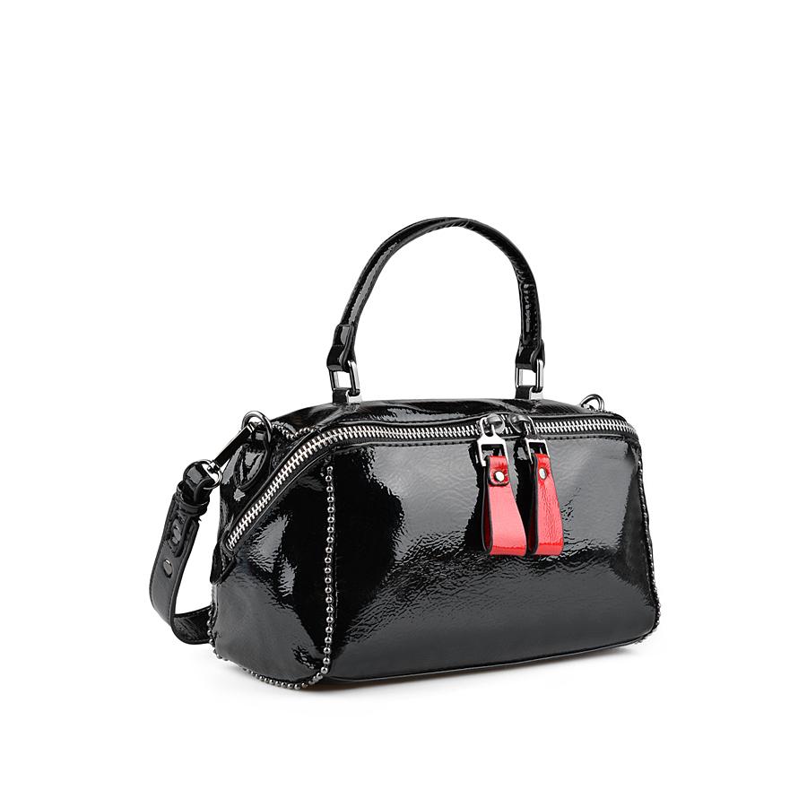 1d1e3c015e4 Дамска ежедневна чанта черна 0135958