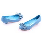 Дамски обувки на среден ток 0109567