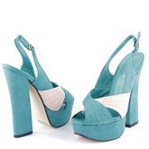 Дамски сандали на висок ток 0112886
