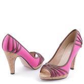Дамски сандали на висок ток 0112890
