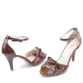 Дамски сандали на висок ток 0113070