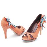 Дамски сандали на висок ток 0113109