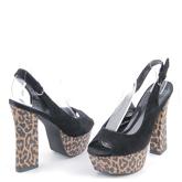 Дамски сандали с платформи 0113686