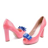 Дамски сандали на висок ток 0113830