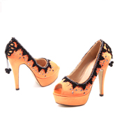 Дамски обувки на висок ток 0115592