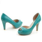 Дамски сандали на висок ток 0116086