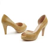 Дамски сандали на висок ток 0116087