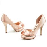 Дамски сандали на висок ток 0116159