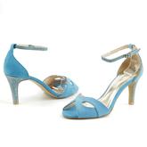 Дамски сандали на висок ток 0116198