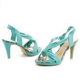 Дамски сандали на висок ток 0116238