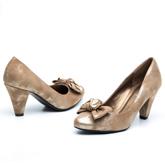 Дамски обувки на среден ток 0118173