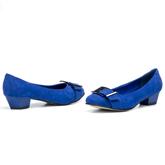 Дамски обувки на среден ток 0119578