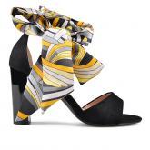Дамски сандали на висок ток 0134631