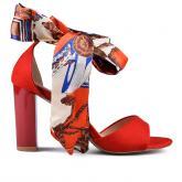 Дамски сандали на висок ток 0134633