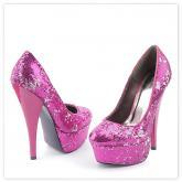 Дамски обувки на висок ток 0112882