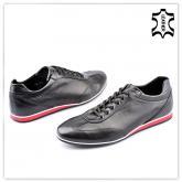 мъжки ежедневни обувки черни 0121445